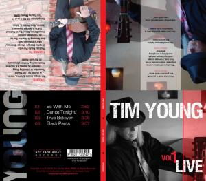 Tim Young 5CD set on iTunes